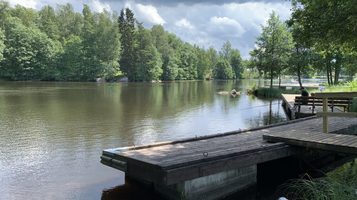 Lunedets camping